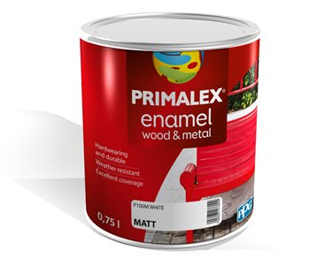 PRIMALEX Enamel Wood & Metal